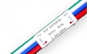 Бирка пластиковая для маркировки провода и кабеля