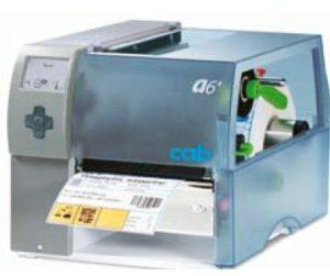 Термотрансферный принтер этикеток cab A6+