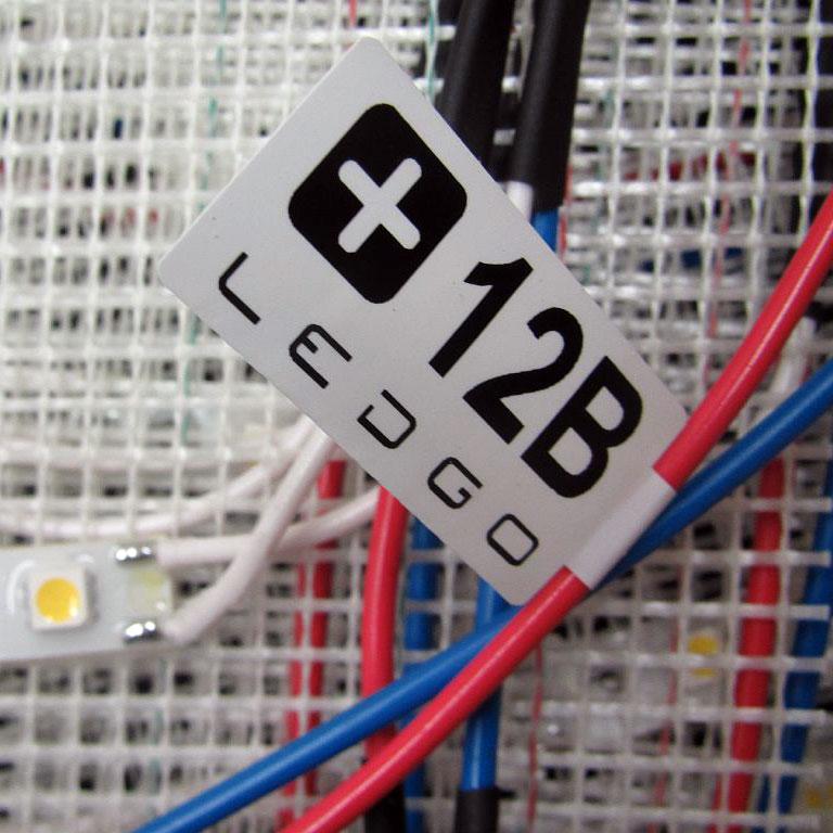Флажки для маркировки провода и кабеля