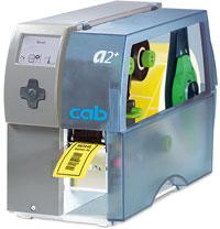 Термотрансферный принтер этикеток cab A2+