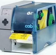 Термотрансферный принтер cab® A4+