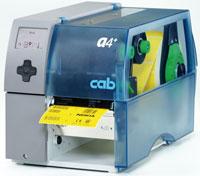 Термотрансферный принтер этикеток cab A4+