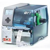 Термотрансферный принтер текстильных лент cab A4+T