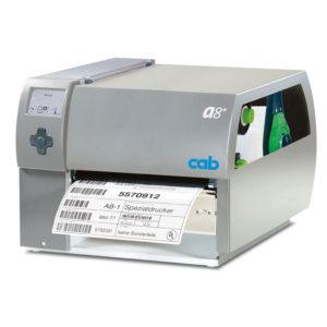 Термотрансферный принтер cab A8+
