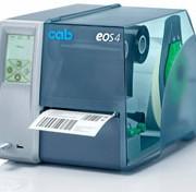 Термотрансферный принтер cab® EOS4