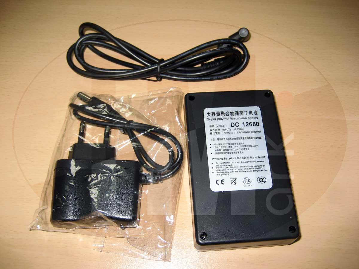 Внешняя батарея для кабельных принтеров Canon Mk1500 и Mk2500