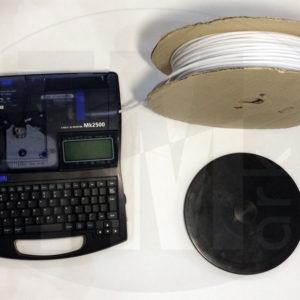 Размотчик внешних бухт для кабельных принтеров