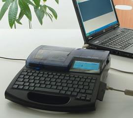 Печать при подключении ПК на кабельных принтерах Canon Mk1500 и Mk2500