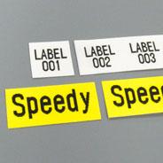 Минимальные отходы при отрезании на кабельных принтерах Canon Mk1500 и Mk2500