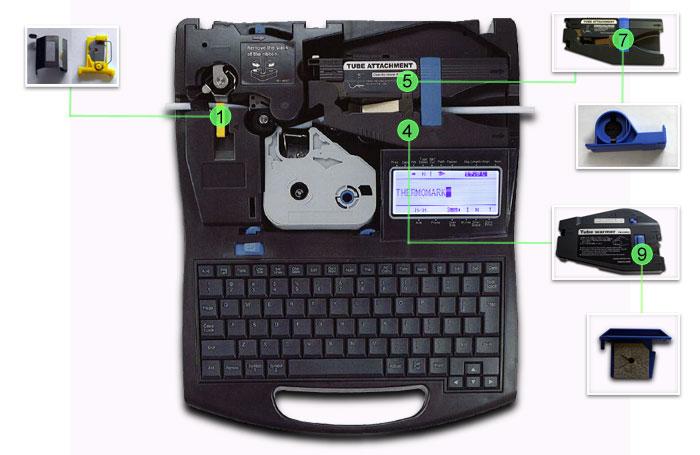 Аксессуары для кабельных принтерах Canon Mk1500 и Mk2500