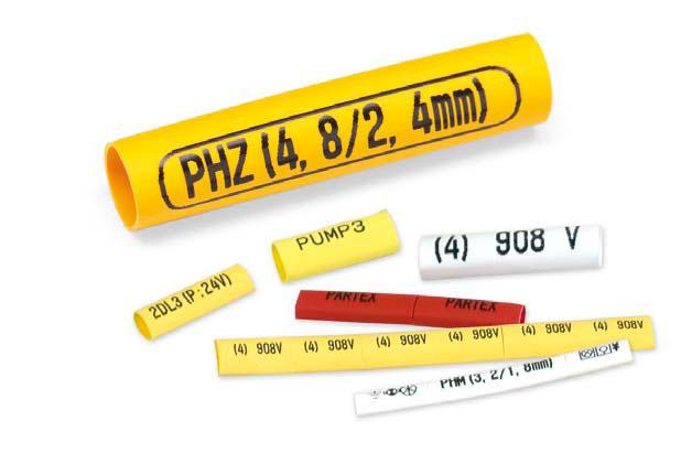 Профиль PHZ для кабельного принтера Partex Promark T800