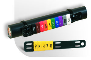 Площадка Partex PKH предназначена для маркировки кабеля