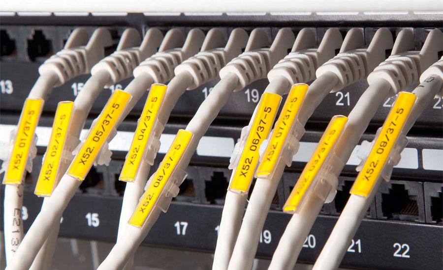 Неклеевая вставка для кабельного принтера Partex Promark T800