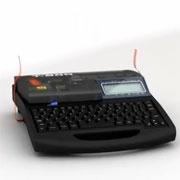 Видео: первый запуск кабельного принтера Partex Promark T800