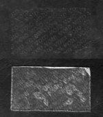 Пломба наклейка VOID прозрачная глянцевая 1137