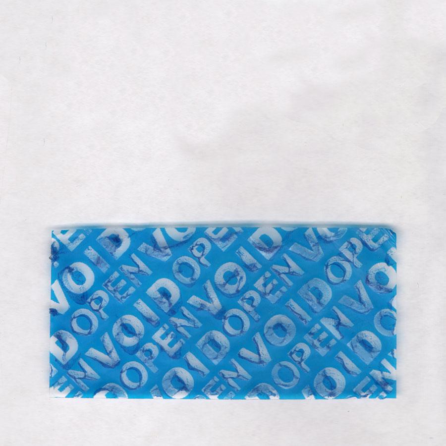 Гарантийная этикетка из материала 6001