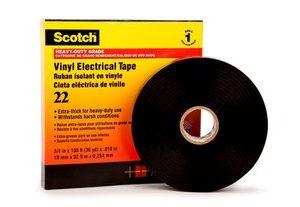 Изоляционные ленты высшего класса 3М Scotch™ 22