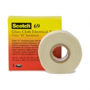 Стекловолоконная электроизоляционная лента 3М Scotch™ 69