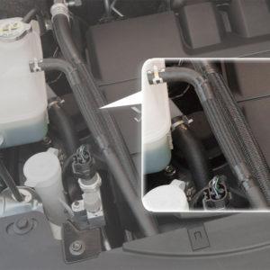 Применение гибкой защитной оплетки IPROFLEX