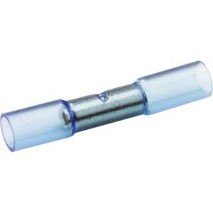Соединительная гильза Deray Crimpseal II синего цвета