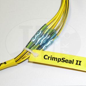 Обжимные гильза CrimpSeal II применение