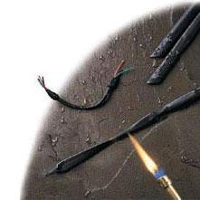 Прочная, гидрофобная термоусадочная трубка Deray VT220