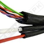 Самозаворачивающаяся кабельная оплетка innoSNAP 70PET