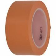 Лента для напольной разметки 3M 471 оранжевая