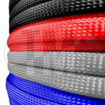 Гибкие цветные кабельные оплетки IPROFLEX 15PET