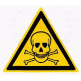 Предупреждающий знак «Опасно» (W03)