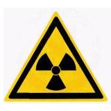 Предупреждающий знак «Радиоактивные вещества или ионизирующее излучение» (W05)