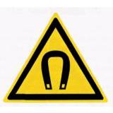 Предупреждающий знак «Магнитное поле» (W13)
