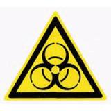 Предупреждающий знак «Биологическая опасность» (W16)