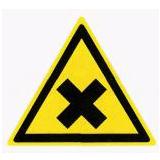 Предупреждающий знак «Вредные для здоровья вещества» (W18)