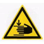 «Травмирование рук» W27