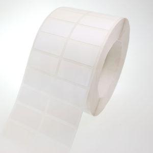 Химически стойкие этикетки из белого матового полиэстера 2211