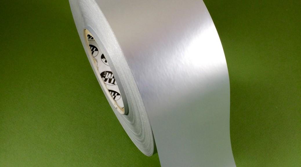 Химически стойкие этикетки из серебристого матового полиэстера 2212