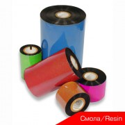 Риббоны смола (resin), цветные