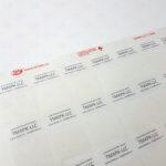 Самоламинирующиеся маркеры LLC на листах А4