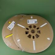 Термоусадочная трубка TMAРК-БГ-2П для печати термоусадочных маркеров на термотрансферном принтере, белая