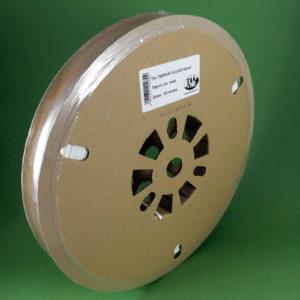 Термоусадочная трубка TMAРК-НГ-3К для печати термоусадочных маркеров на кабельном принтере, белая