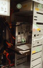Сборка компьютеров — технологическая маркировка