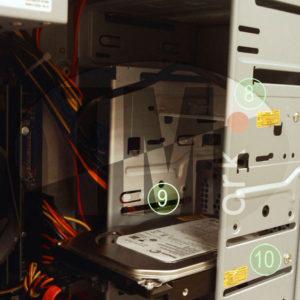 технологическая маркировка при сборке компьютеров