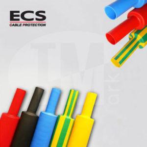 Гибкая экономичная термоусадочная трубка ECS NA201