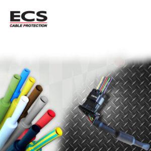 Гибкая термоусадочная трубка ECS NF201