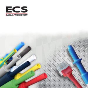 Гибкая термоусадочная трубка ECS NF301