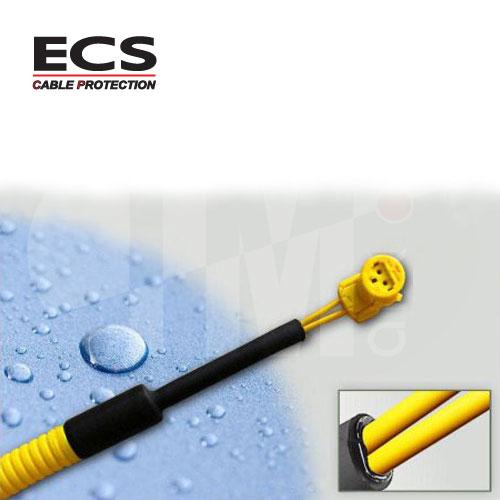 Клеевая термоусадочная трубка ECS NFD301