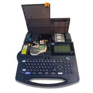 Принтер MAX Letatwin LM 390A PC открытая крышка