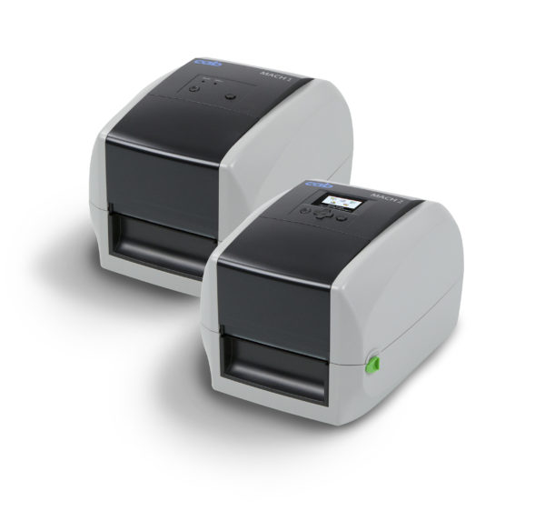 Термотрансферные принтеры этикеток cab MACH1 и MACH2