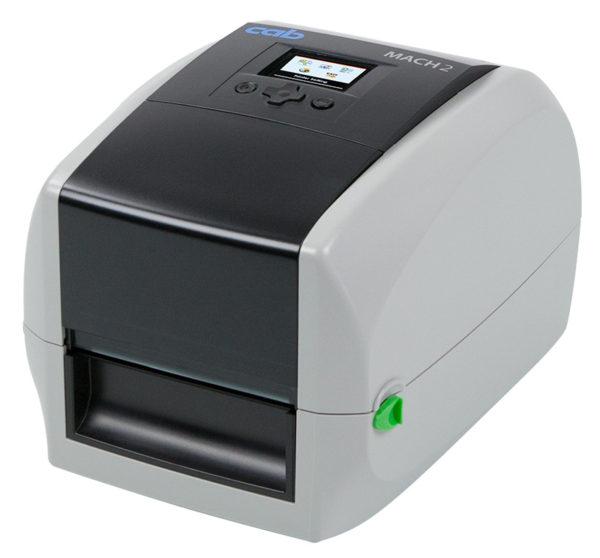 Термотрансферный принтер этикеток cab MACH2